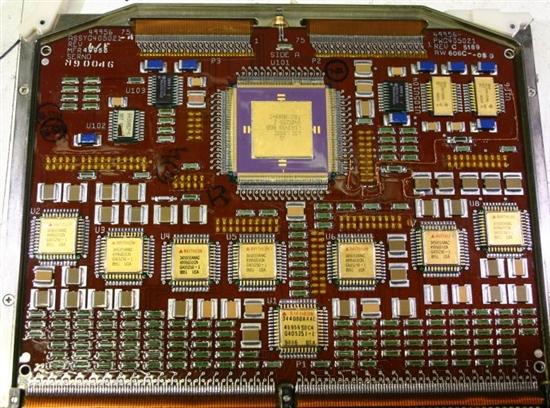 上世纪80年代的美国军用电脑电路板-80年代,美
