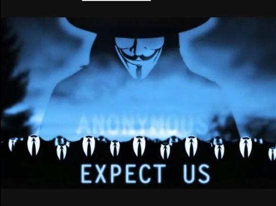 黑客组织anonymous威胁要干掉整个互联网