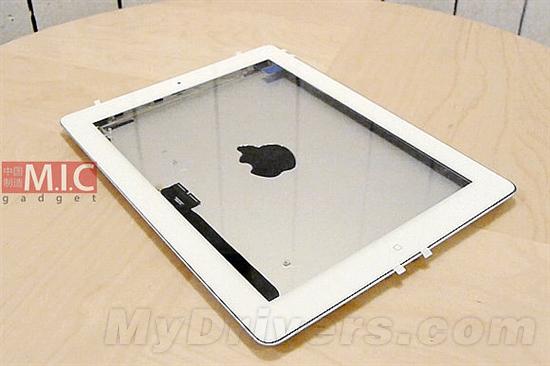 """视频:iPad 3""""真机""""抢先看"""