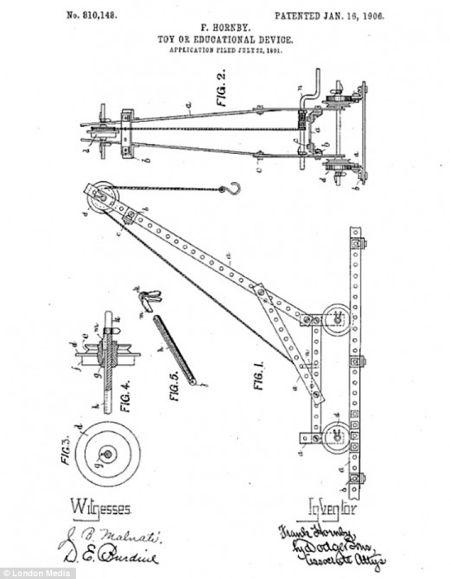 户型设计图欢迎全球最受揭秘专利的诞生-教程cad平面设计专利玩具图片