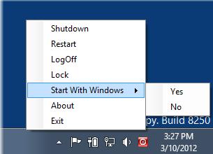 Windows 8消费者预览版关机/重启十招