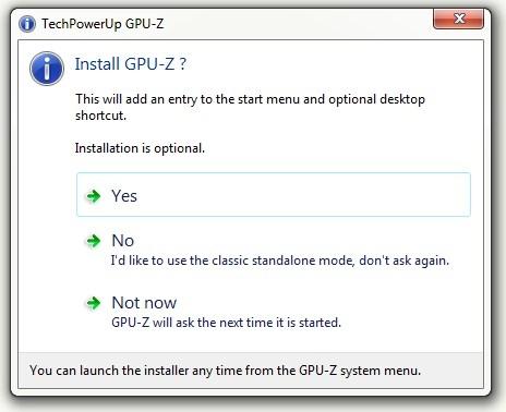 封堵假卡支持Kepler GPU-Z 0.6.0正式发布