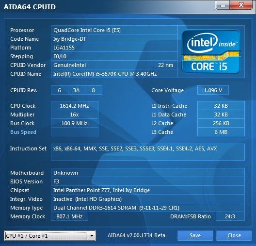 Ivy Bridge Core i5-3570K详尽测试 - foxer - .
