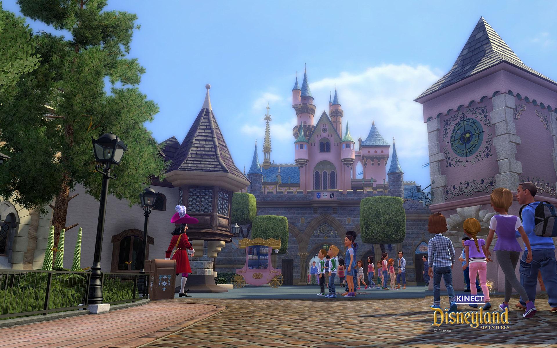微软连发两款windows 7主题:来到迪士尼冒险王国图片