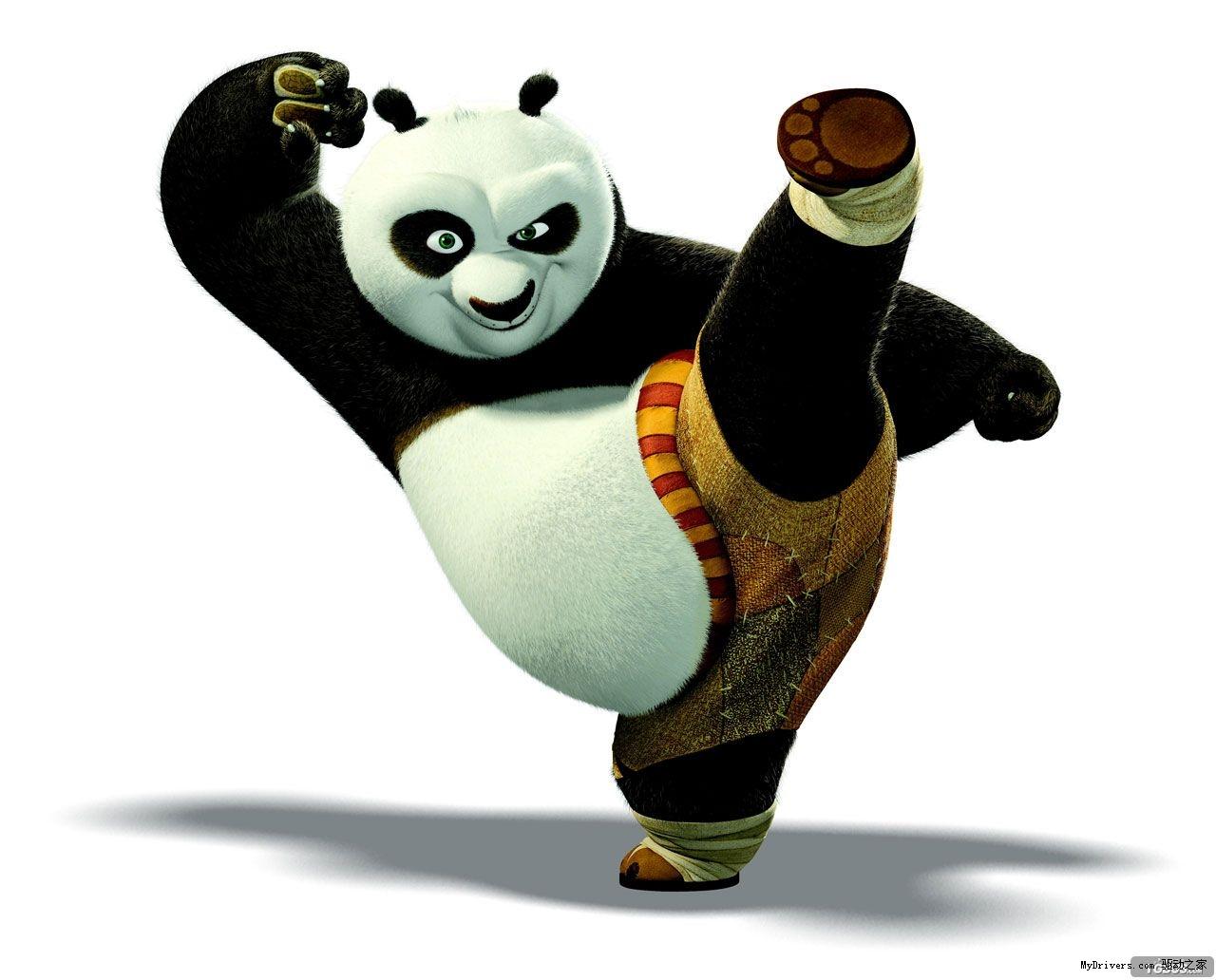 功夫熊猫图片高清图片