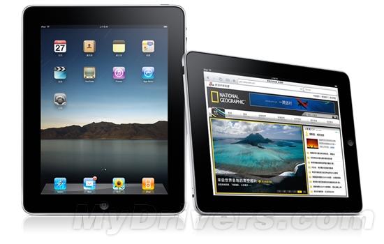苹果iPad商标之忧:成平板电脑代名词