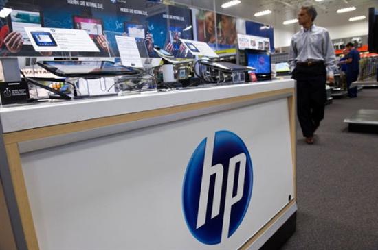 惠普逐渐走出泥潭 全球PC市场份额回升