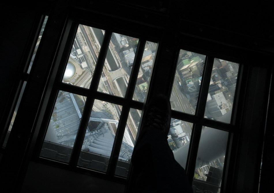 """世界最高电视塔""""东京天空树""""公开观光景点"""