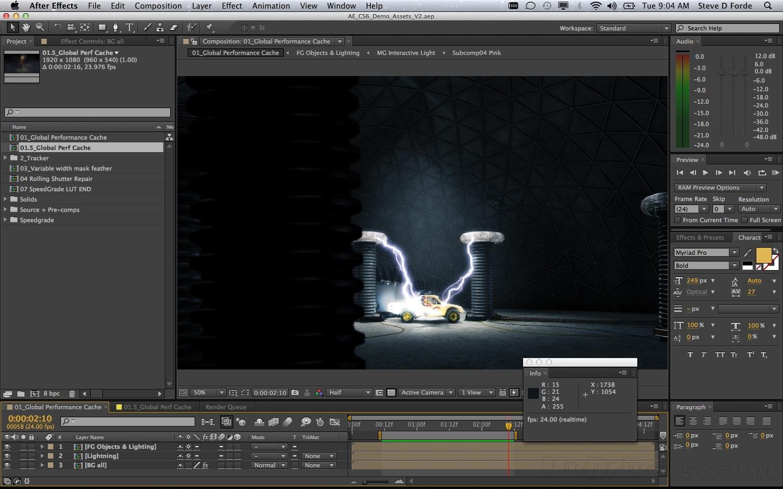 Проекты Для Клипов After Effects Cs4