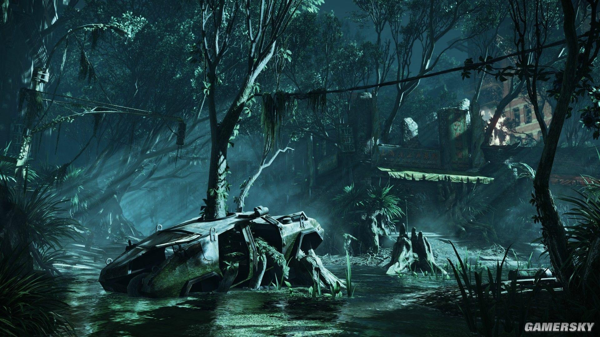 《孤岛危机3》最新截图曝光