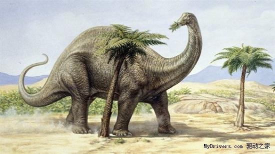"""恐龙胃胀""""放屁""""导致地球变暖"""