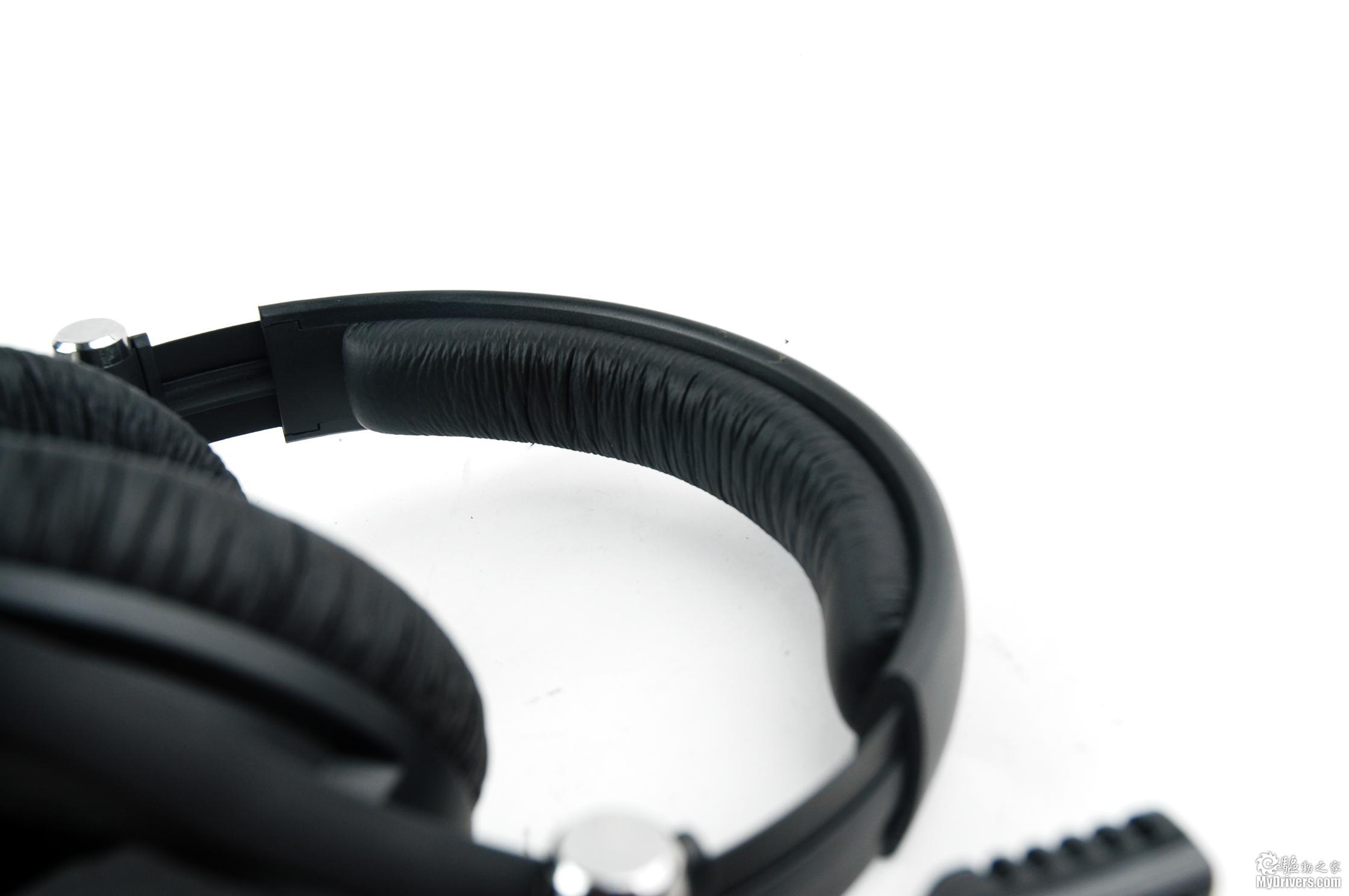 3000块的耳麦带上啥感觉 森海塞尔pc350试听