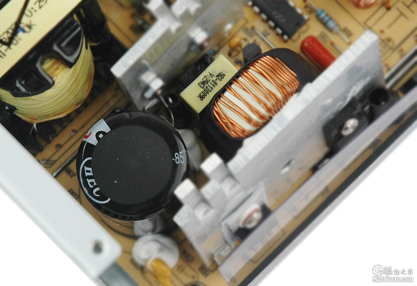 pfc电路和高压滤波电容