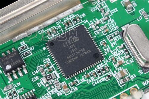 无线麦克风电路板构造
