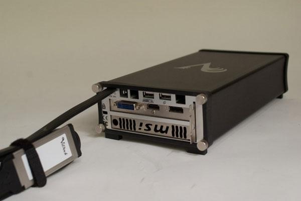 最近發布:mac外置顯卡 支持MAC ASUS新的外部圖形卡XG Station Pro