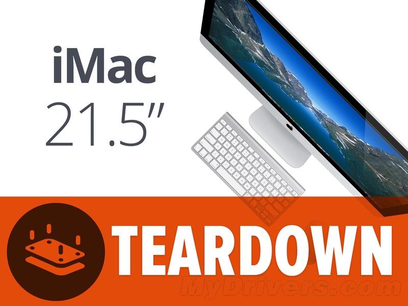 21.5/27寸新iMac完全拆解:维修要你命