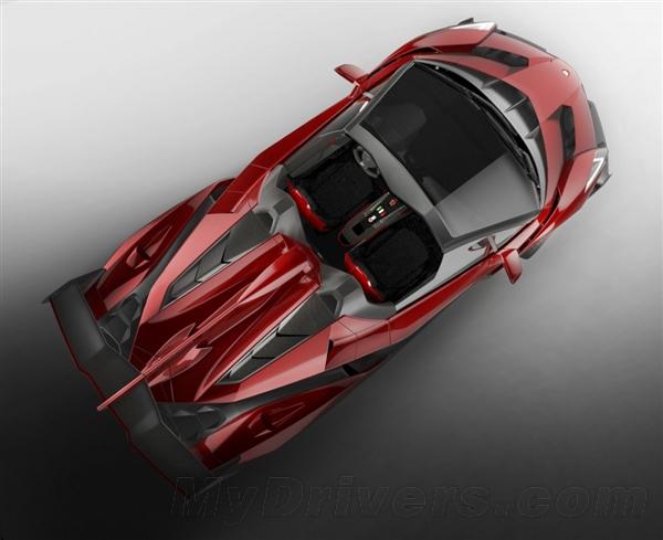 兰博基尼超炫跑车:速度秒杀阿帕奇直升机(点击图片到下一页)高清图片