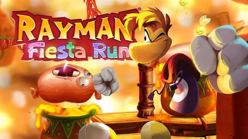 五星级跑酷游戏《雷曼:竞速嘉年华》评测
