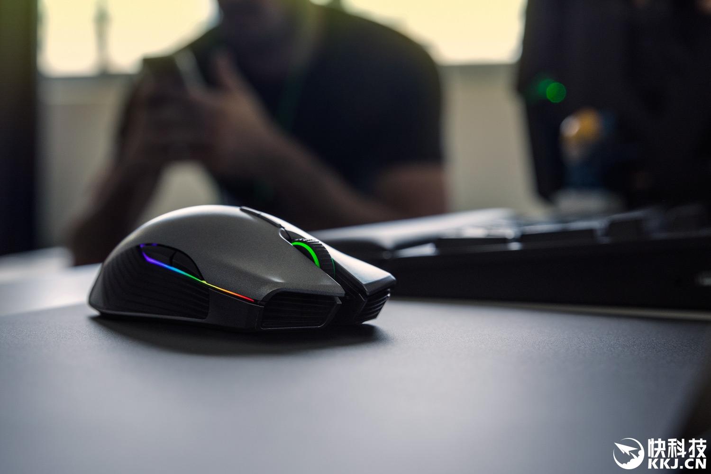 razer发布最精准无线游戏鼠标锐蝮蛇:16000dpi/5千万次寿命