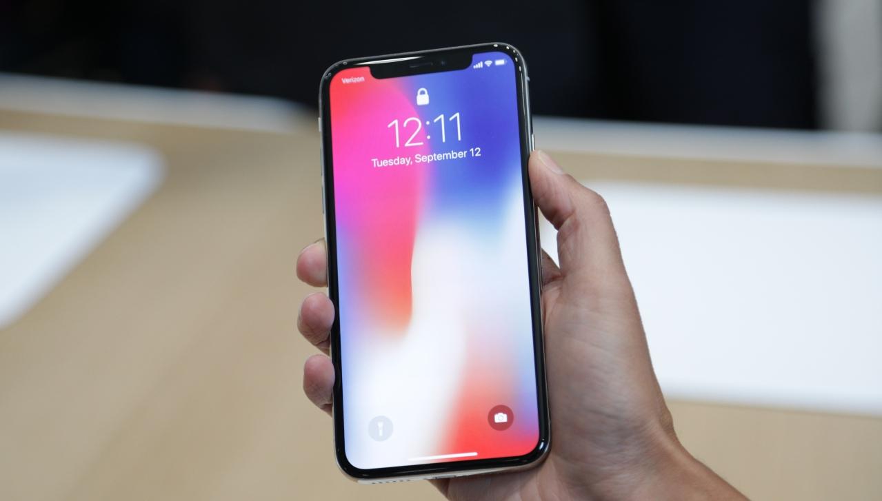 > 文章索引  iphone x的大刘海式全面屏设计虽然颇有争议,但苹果就是图片