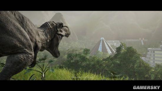《侏罗纪世界:进化》新预告 迅猛龙出镜,霸王龙怒吼