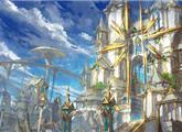 《古剑奇谭3》实机截图:妖城气势恢宏