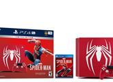 蜘蛛侠限定版PS4主机
