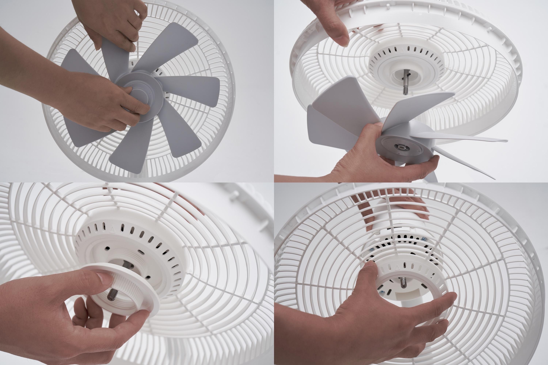 旋转纸风扇怎么折步骤