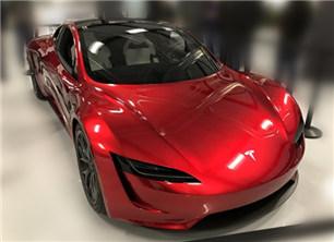 顶级超跑杀手!特斯拉Roadster 2正式亮相