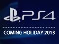 索尼新一代家庭游戏机PS4正式发布
