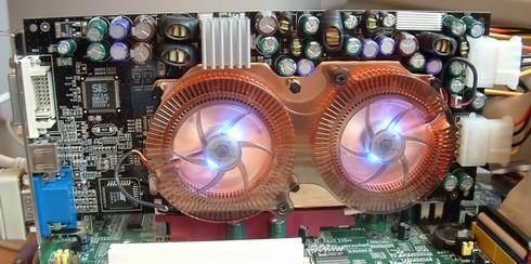 XGI Volari V8 Duo显示卡抢先测试