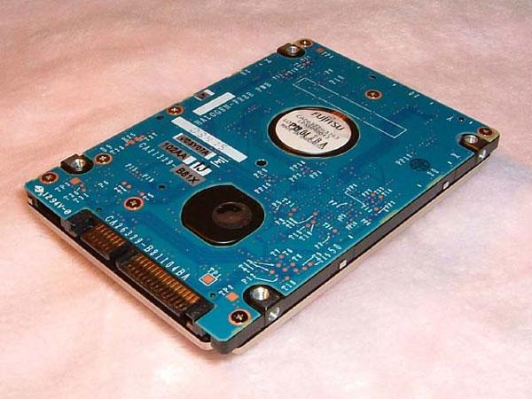 MHT20xxBH Serial ATA, 80 Гб, 5400 rpm. Там же - первый в мире 2,5 ви