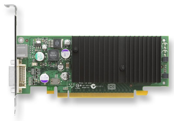 nVIDIA Geforce PCX 4300曝光